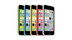 au iPhone 5c