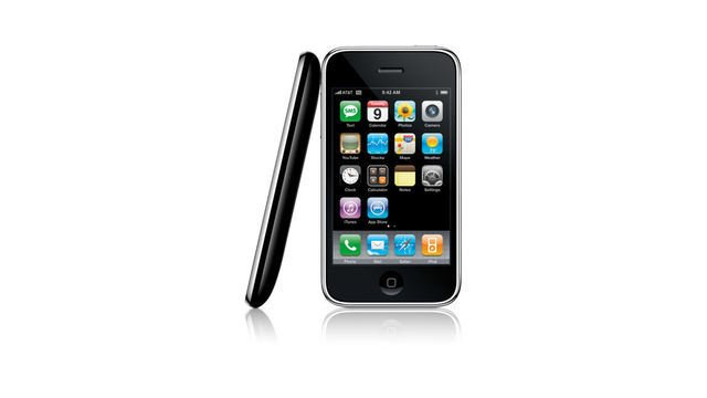 SoftBank iPhone 3G