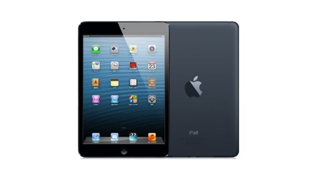 SoftBank iPad mini Wi-Fi+Cellular