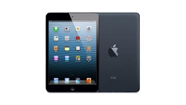 au iPad mini Wi-Fi+Cellular
