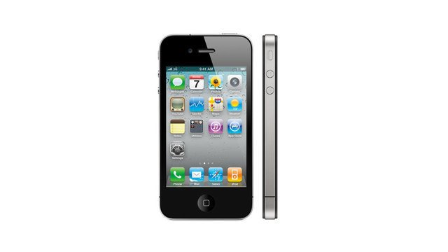 SoftBank iPhone 4