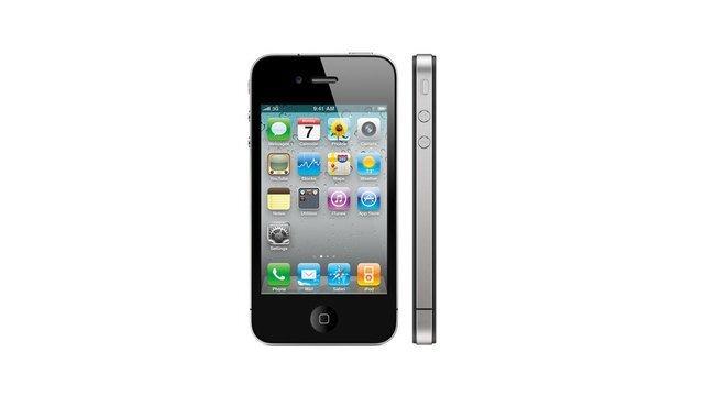 SoftBank iPhone 4