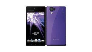 SoftBank AQUOS PHONE 102SH