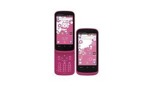SoftBank AQUOS PHONE THE HYBRID 101SH