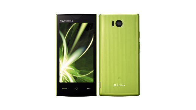 SoftBank AQUOS PHONE 103SH