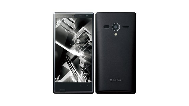 SoftBank AQUOS PHONE Xx 203SH