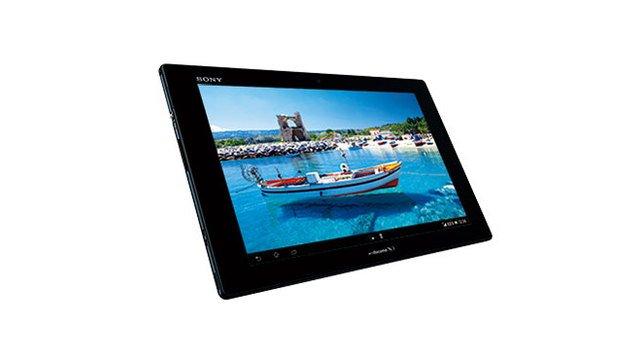docomo Xperia Tablet Zシリーズ SO-03E