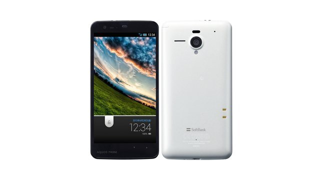 SoftBank AQUOS PHONE Xx 206SH