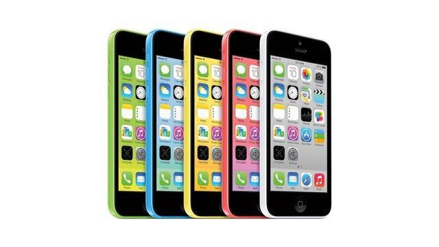 docomo iPhone 5c