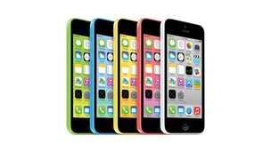 SoftBank iPhone 5c