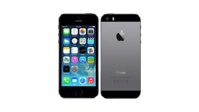 SoftBank iPhone 5s