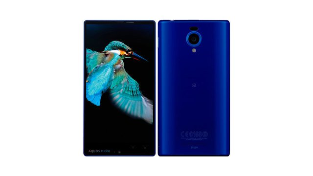 SoftBank AQUOS PHONE Xx 302SH
