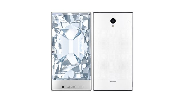SoftBank AQUOS CRYSTAL