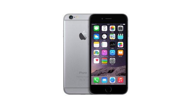 SIMフリー iPhone 6