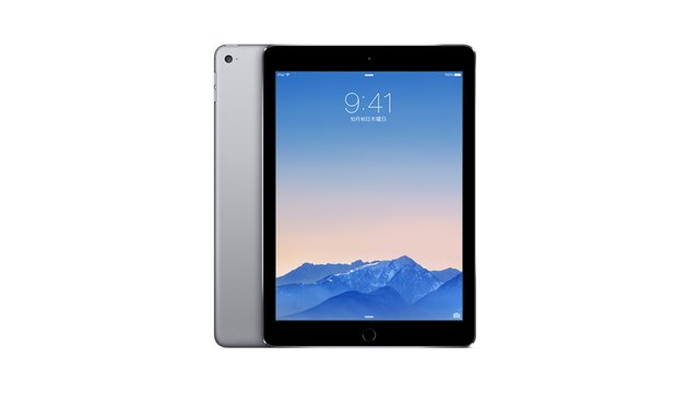 au iPad Air 2 Wi-Fi+Cellular