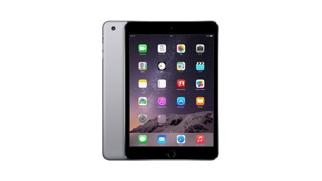 au iPad mini 3 Wi-Fi+Cellular