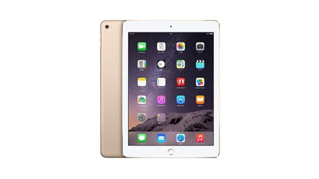 SIMフリー iPad Air 2 Wi-Fi+Cellular