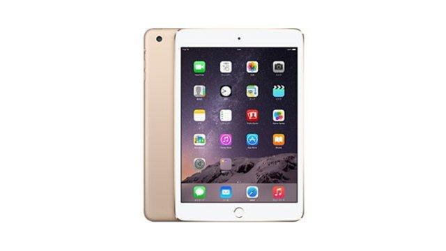 SIMフリー iPad mini 3 Wi-Fi+Cellular