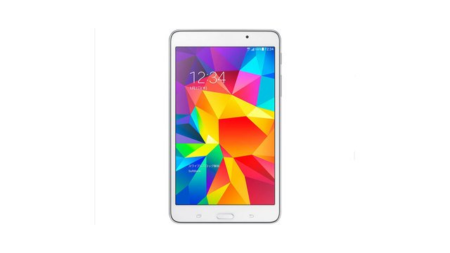 SoftBank GALAXY Tab4