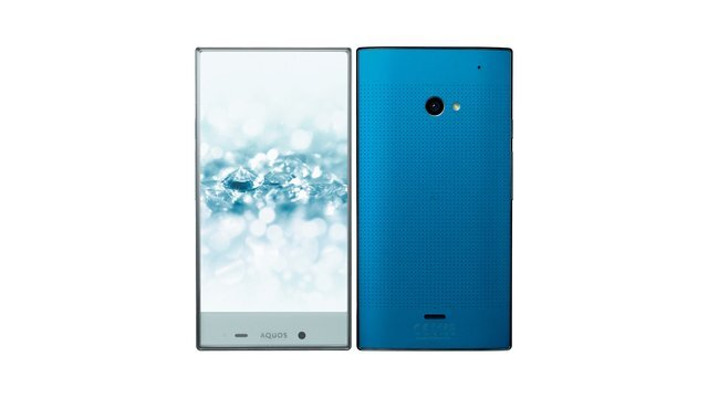 SoftBank AQUOS CRYSTAL 2