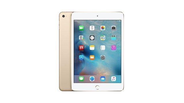 SIMフリー iPad mini 4 Wi-Fi+Cellular