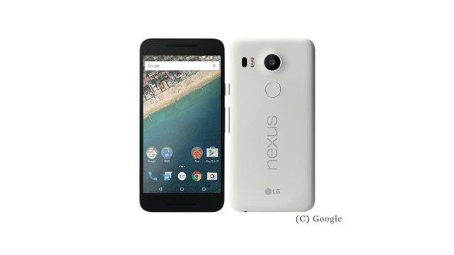 docomo Nexus 5X