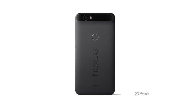 SoftBank Nexus 6P