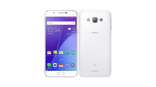 au Galaxy A8 SCV32