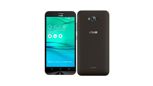 SIMフリー ZenFone Max ZC550KL