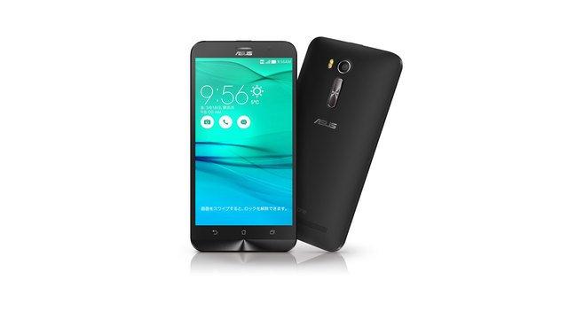 SIMフリー ZenFone Go ZB551KL