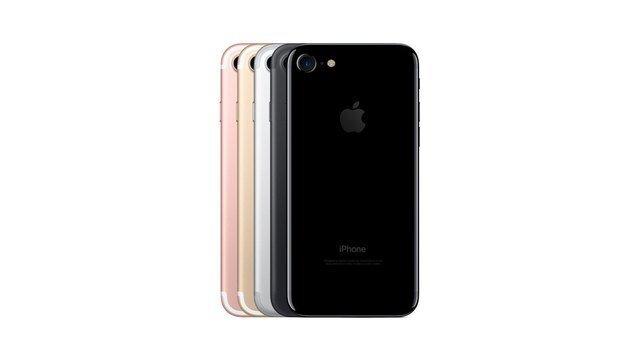 au iPhone 7