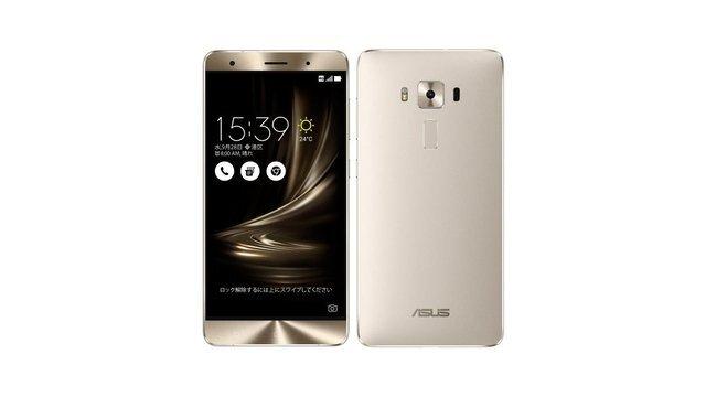 SIMフリー ZenFone 3 Deluxe ZS570KL