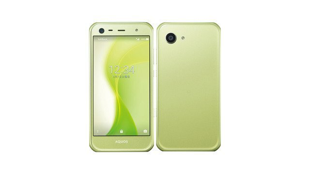 SoftBank AQUOS Xx3 mini