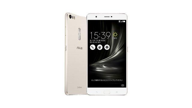 SIMフリー ZenFone 3 Ultra ZU680KL
