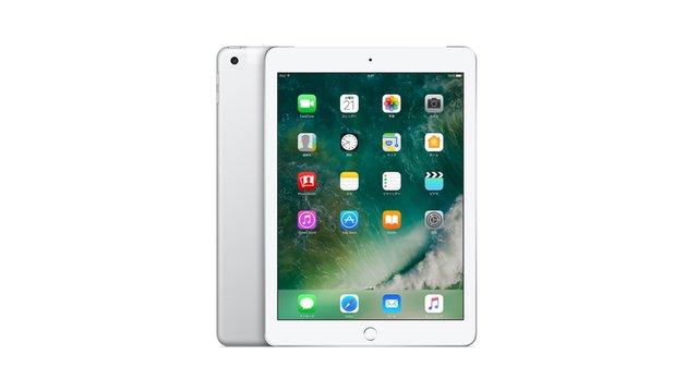 SIMフリー iPad Wi-Fi+Cellular 2017年春モデル(第5世代)