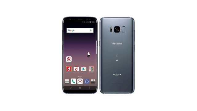 docomo Galaxy S8 SC-02J