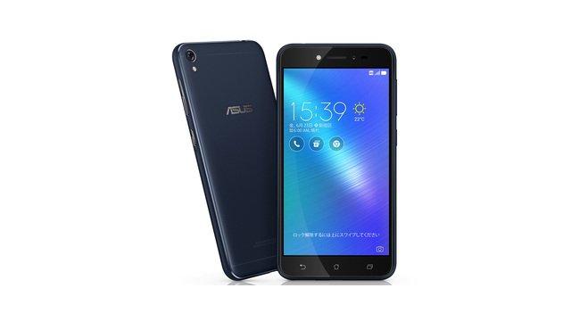 SIMフリー ZenFone Live ZB501KL