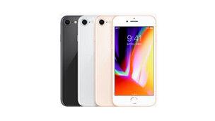 au iPhone 8