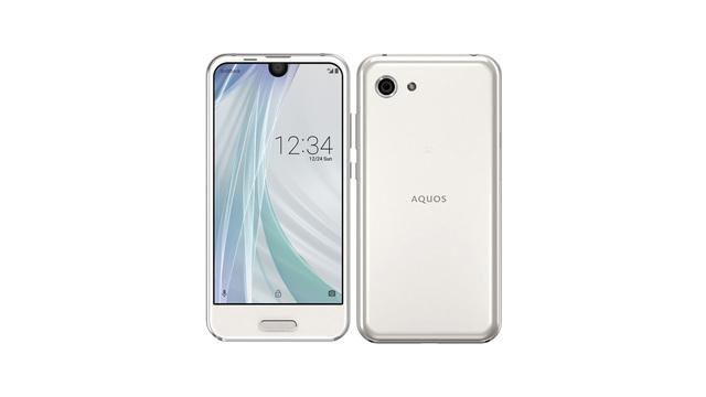 SoftBank AQUOS R compact
