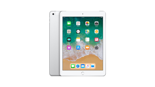 SoftBank iPad 9.7インチ Wi-Fi+Cellular 2018年春モデル(第6世代)