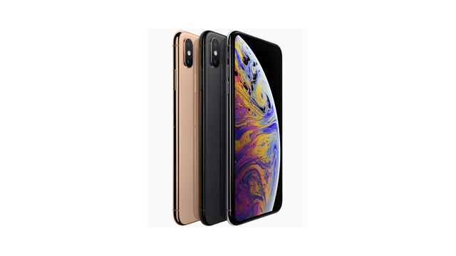 docomo iPhone XS