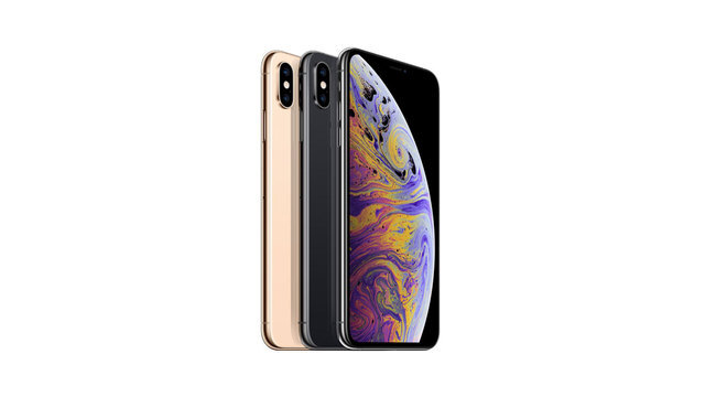 au iPhone XS Max