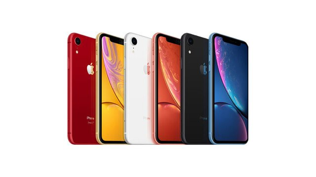 au iPhone XR