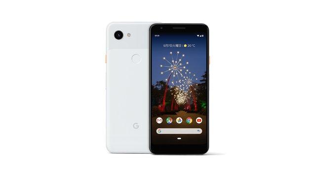 SIMフリー Google Pixel 3a XL