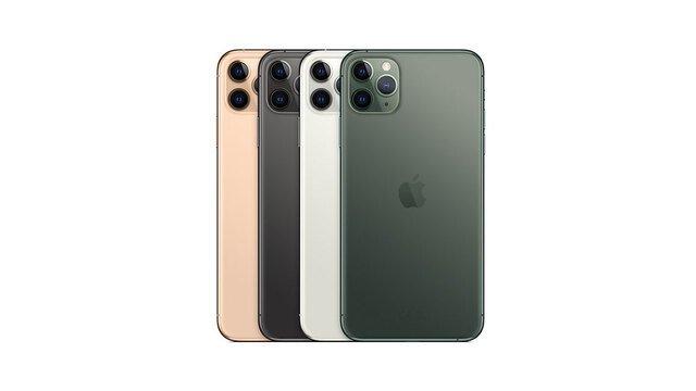 docomo iPhone 11 Pro Max
