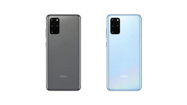 au Galaxy S20+ 5G SCG02
