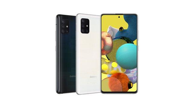 au Galaxy A51 5G SCG07