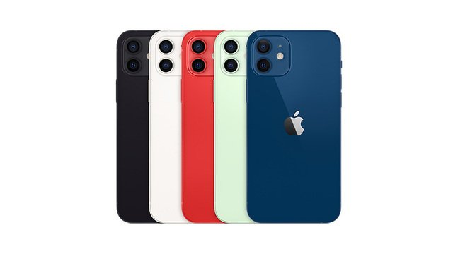 SIMフリー iPhone 12