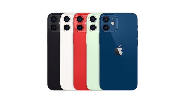 docomo iPhone 12 mini