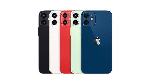au iPhone 12 mini